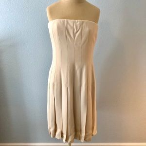 Bill Blass Strapless Dress